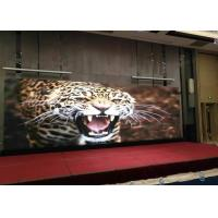 Wholesale High Brightness Stage Background Led Display Screen For Church , Pixel Pitch 2.97mm from china suppliers