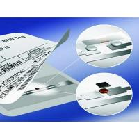 Buy cheap IC / Bank Smart Card Inlay 35*35mm 13.56MHz  PET For Pvc Card Making from wholesalers