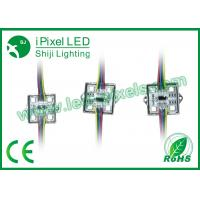 Wholesale Constant current Epistar LED Pixel Module / 0.96 W digital rgb LED pixels dmx controller from china suppliers