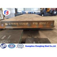Wholesale Hot Rolled Plastic Mold Steel Big Plate Width 2200mm favorable workability P20 / 1.2311 from china suppliers