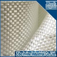 Wholesale E glass fiberglass woven roving fabric for GRP products from china suppliers