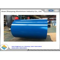 Wholesale Customized Length Prepainted Aluminium Coil Coating Temper H14 H24 H18 H112 from china suppliers