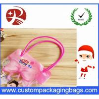 Buy cheap Moisture Proof Harrods Pvc Shopping Bag , Label Clear Pvc Bag Eco Friendly from wholesalers