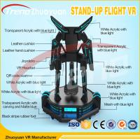 Wholesale Breathtaking Shooting VR Video Game Simulator Interactive Eagle Flight VR Simulator from china suppliers