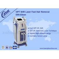 Wholesale Hottest IPL Elight ND Yag Multi Function Beauty Equipment Hair Removal / Tattoo Removal from china suppliers