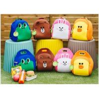 Buy cheap Pink backpacks for teenage girls cute design high quality nylon rabbit backpack school use from wholesalers