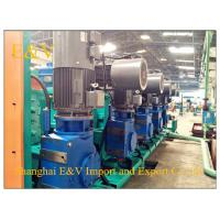 Wholesale 2 Roller Copper Rod Fat Bar Rolling Machines / Brass Fat Wire Roll Mill from china suppliers
