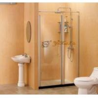 Wholesale One Door Outside Swing Shower Screen from china suppliers