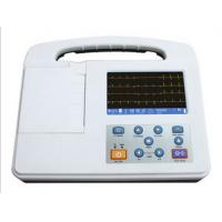 Wholesale 3 Channel Ecg Monitoring Device , Portable Ecg Machines High Accuracy from china suppliers