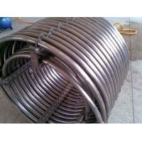 Wholesale 0.5mm - 20.0mm Coil Pipe Heat Exchanger Tubing Grade 304 , 304L , F321 , 310S from china suppliers