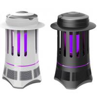 Wholesale Energy Efficient 8W Purple Uv Light Mosquito Killer Light Round Shape Plugs from china suppliers