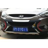 Wholesale Hyundai IX35 Car Accessories Bumper Protector , Front and Rear Bumper Guard from china suppliers