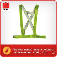 Wholesale SLJ-YP01/LT REFLECTING VEST (SAFETY VEST) from china suppliers