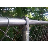 Wholesale chain link/cyclone mesh fence manufacturer from china suppliers