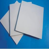 Wholesale Thick Sticky Thermal Conductive Pad , Silicone Rubber Heat Resistant Pads 0.25mm Thicknesses from china suppliers