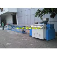 Wholesale Two Color plastic pipe extrusion process Drinking pipe bending machine from china suppliers
