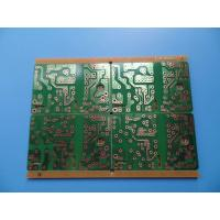 Quality Resin Finish Single Sided Circuit Board 94V0 FR-1 1.6mm For Light Driver for sale