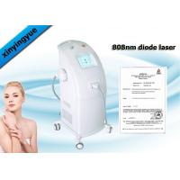 China Permanent 808nm Diode Laser Hair Removal Machine For Chest / Armpit on sale