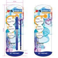 Wholesale Friction M & G Pen Erasable Gel Pen Unique Thermo Sensitive Gel Ink from china suppliers