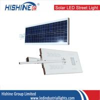 Wholesale Professional AC 90V - 295V Solar LED Street Lighting Bridgelux chip from china suppliers