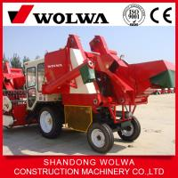 Wholesale W4D-1 soybean harvest machine made in china for sale from china suppliers