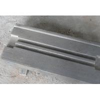 Wholesale Mine Mill Liner Crusher Parts Impact Plate Jaw Plates For Impact Crushers from china suppliers