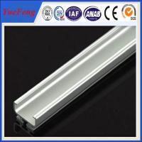 Wholesale HOT! led strip aluminium profile, aluminium channel for led strips with cover from china suppliers