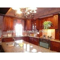 Wholesale American Style Solidwood Kitchen Cabinet from china suppliers