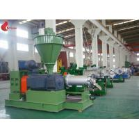 Wholesale PRE180 PVC sheet Plastic Extruder Machine With Stainless Steel Hopper For Soft Film from china suppliers