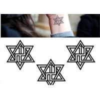 Cosmetic Standard Coulurful Cute Designs Body Skin Safe Temporary Tattoo Sticker