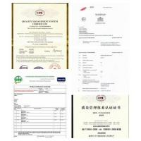 Ace Machinery Co., Ltd Certifications