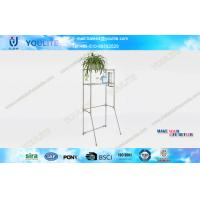 Wholesale Custom Adjustable Kitchen Towel Rack , Sturdy Bathroom Towel Shelf from china suppliers