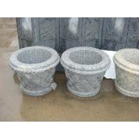 Quality Stone Flowerpot for Garden Decoration (LY-500) for sale