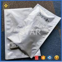 Quality Silver Aluminum Foil ESD Packaging Pouch for sale