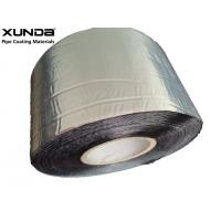 Wholesale Self Adhesive Waterproof Flashing Butyl Rubber Tape Black Or Sliver Color from china suppliers