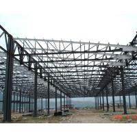 Wholesale H Section Lightweight Industrial Steel Structures Fabrication For Steel Column / Beam from china suppliers