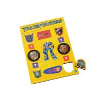 Wholesale OEM Customized copper paper Fridge Magnet Supplier apply in advert from china suppliers