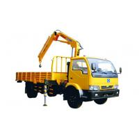 Quality Durable Hydraulic Arm Knuckle Boom Truck Mounted Crane With CE Certification for sale