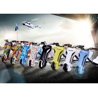 Buy cheap Three Wheels Flowkart  Electric Mobility Drift Karts with Graffiti Color and Durable Caster Wheels from wholesalers