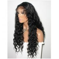 Wholesale Tangle Free Pure Full Lace Human Hair Wigs Body Wave Density 150% from china suppliers