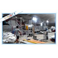 Quality PVC Cushion Mat Plant , PVC Car Coil Mat Making Machinery Plant In China for sale