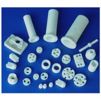 Wholesale Eco-friendly White / Red High Frequency Industrial Steatite Ceramic Insulators Parts from china suppliers