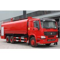 Wholesale 6X4 LHD Tanker Fire Truck / Fire Department Ladder Truck / Industrial Fire Trucks from china suppliers