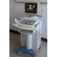 Wholesale Professional Cart B / W Trolley Ultrasound Scanner With 2 Probe Connectors from china suppliers