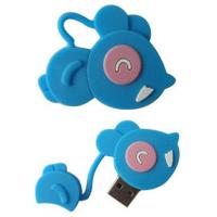 Wholesale custom shaped usb 2.0 memory card reader flash drive 4GB 8GB 16GB 32GB from china suppliers