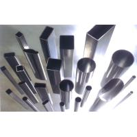 Buy cheap OEM 6M GB/T 6728 Standard Galvanized Welding Stainless Steel Pipes from wholesalers