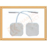 Wholesale 4 X 4 Cm Ecg Ekg Tens Machine Electrodes Changke Connect Durable from china suppliers