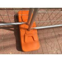 Wholesale Temporary Fencing Auckland 2100mm x 2400mm width 42 microns hot dipped galvanized for sale NZ standard temp fencing from china suppliers