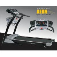 Wholesale Head Massage Cardio Fitness Equipment , Folding Electronic Treadmill For Home Running from china suppliers