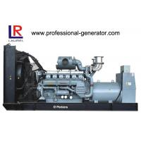 Wholesale 8KW / 10KVA Open Diesel Generator with Electrical Water - cooled Four Stroke Perkins Engine from china suppliers